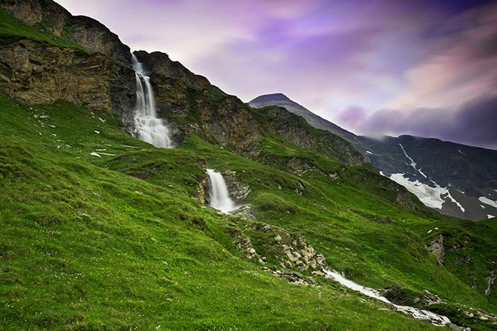 Центральные Австрийские Альпы, Австрия