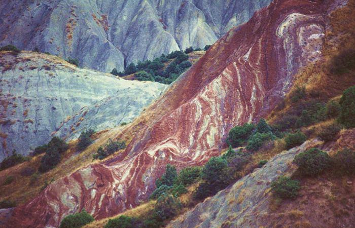 «Конфетные горы», Азербайджан