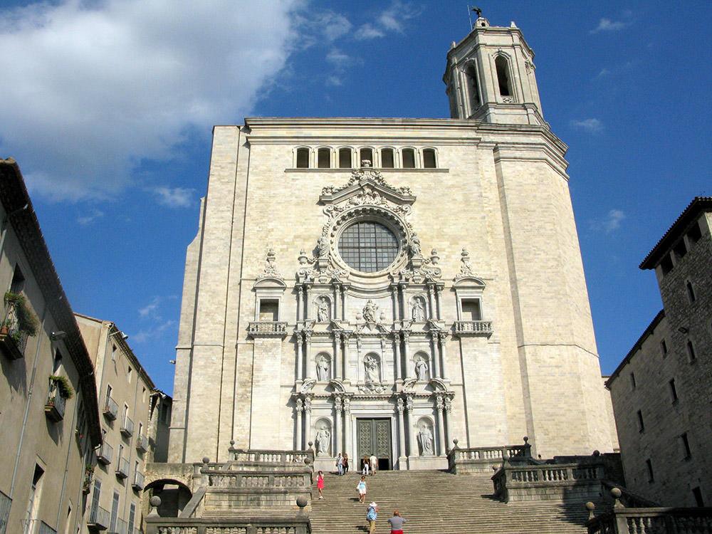 Собор Жироны, Каталония, Испания
