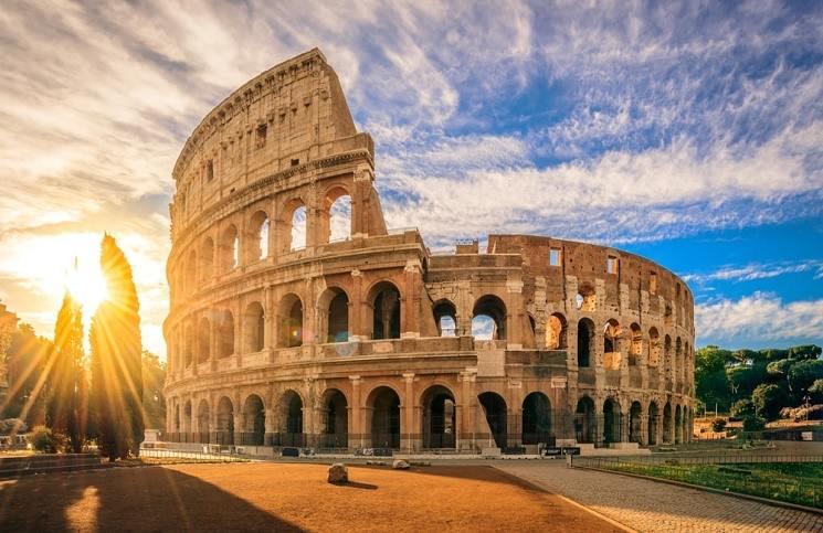 Колізей, Рим, Італія